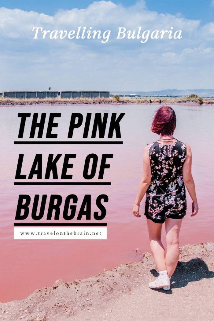 Black Sea Salt & Pink Lakes in Burgas: Bulgaria's Lake Atanasovsko