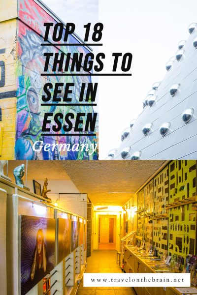 Pin: What to do in Essen – Top 18 Things to See in Essen